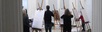 Life Drawing - spring term, 2nd April - 28th May