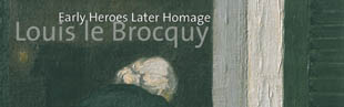 Louis le Brocquy: Early Heroes Later Homage
