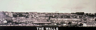 Coffee Lecture - The Walls (1987) by Willie Doherty