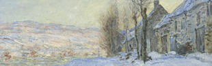 Winter Wonderland: Impressionist winter scenes