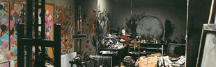 Francis Bacon Studio at the Hugh Lane