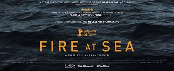 Film Screening - Fire At Sea/Fuocoammare
