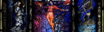 Public Lecture: The Eve of St Agnes by Harry Clarke