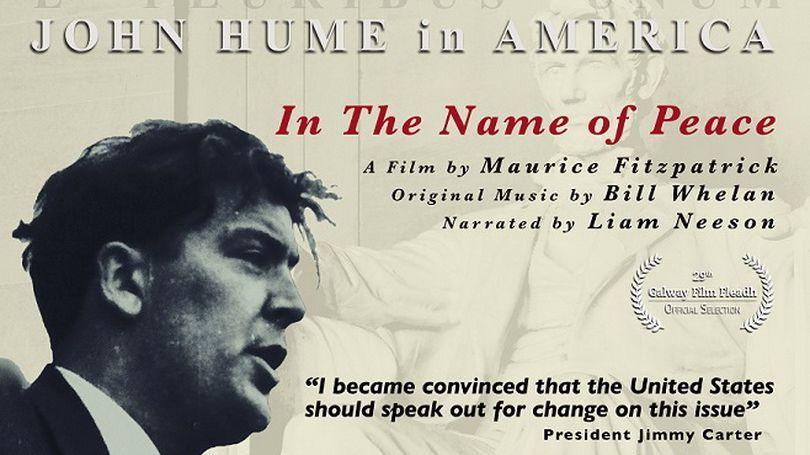 Film Screening: In the Name of Peace: John Hume in America