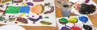 Art workshop for 3-6 year olds