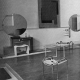 Bacon's early furniture designs from the 1930s, featured in The Studio Magazine