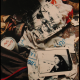 Francis Bacon Studio. Photograph by Perry Ogden. Purchased 2001. Collection Dublin City Gallery The Hugh Lane © The Estate of Francis Bacon
