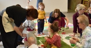 Early Years Spring Course for 1-3 year olds