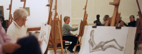 Life Drawing Course February 2020