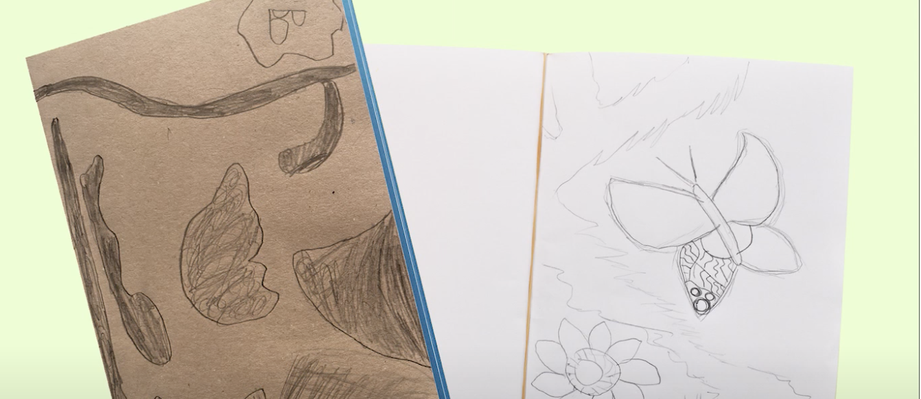 Make Your Own Simple Sketchbook